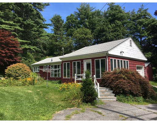 Single Family Home for Sale at 27 Fox Hill Road 27 Fox Hill Road Bernardston, Massachusetts 01337 United States