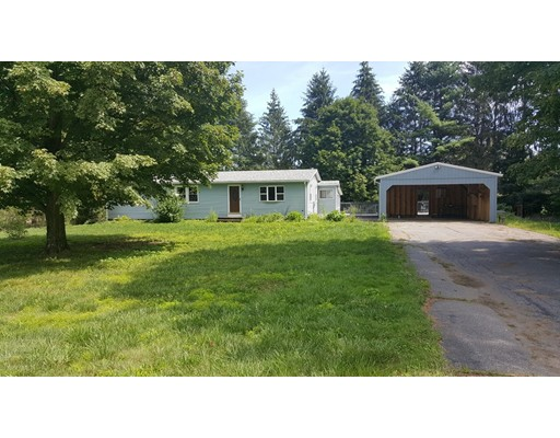 واحد منزل الأسرة للـ Sale في 65 Hillcrest Drive Bernardston, Massachusetts 01337 United States