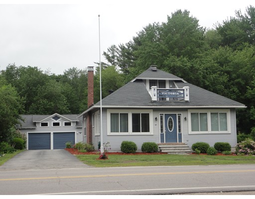 Single Family Home for Sale at 87 Chester Road 87 Chester Road Auburn, New Hampshire 03032 United States