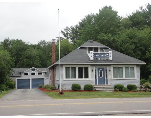 واحد منزل الأسرة للـ Sale في 87 Chester Road Auburn, New Hampshire 03032 United States