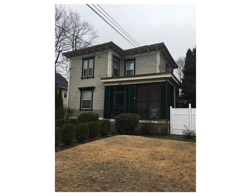 Многосемейный дом для того Продажа на 147 Walcott Street Pawtucket, Род-Айленд 02860 Соединенные Штаты