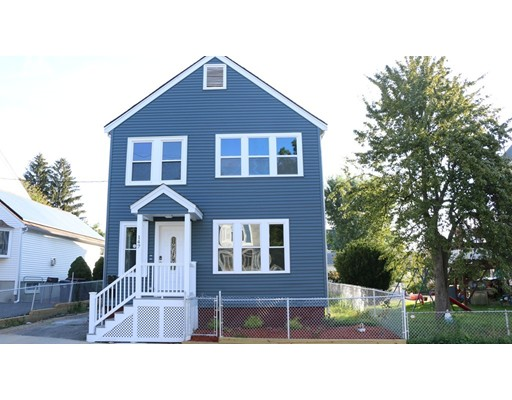 متعددة للعائلات الرئيسية للـ Sale في 147 Springvale Avenue Everett, Massachusetts 02149 United States