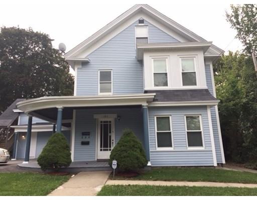 Многосемейный дом для того Продажа на 185 High Street Athol, Массачусетс 01331 Соединенные Штаты