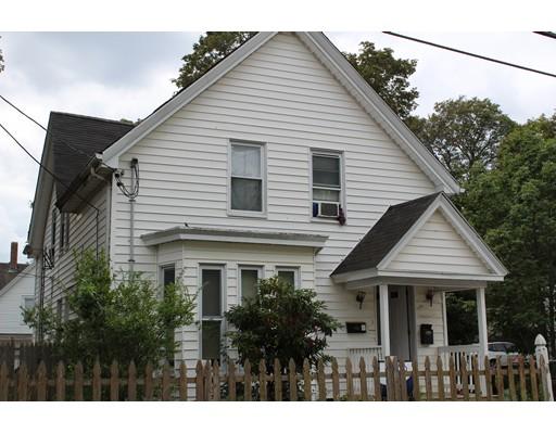 Многосемейный дом для того Продажа на 21 Pine Avenue Brockton, Массачусетс 02302 Соединенные Штаты