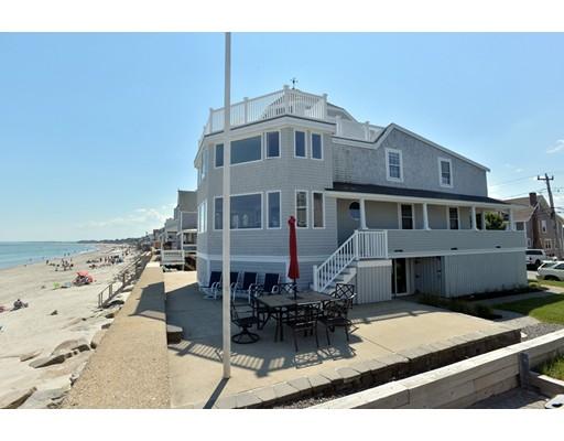 Maison unifamiliale pour l Vente à 90 Bay Avenue Marshfield, Massachusetts 02050 États-Unis
