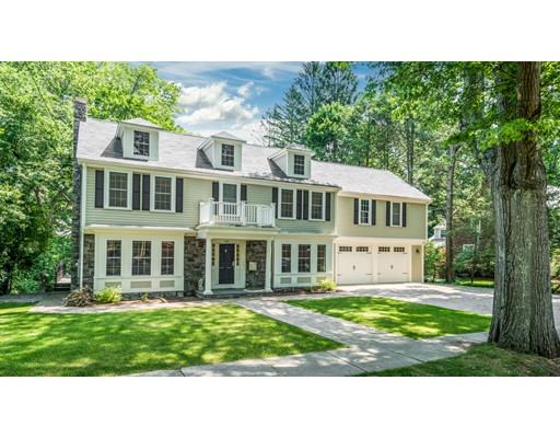 Single Family Home for Sale at 139 Arnold Newton, Massachusetts 02459 United States