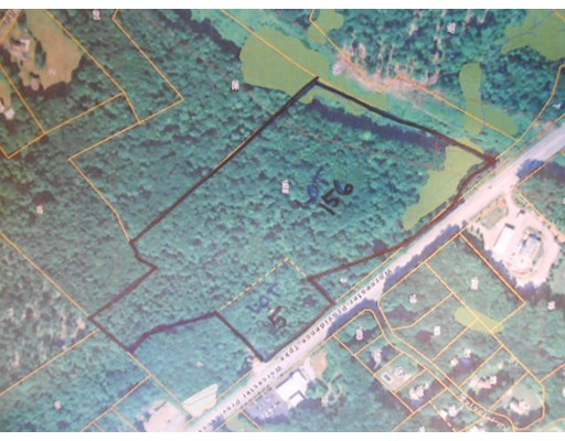 Land for Sale at 48 Worcester Providence Tpke Sutton, Massachusetts 01590 United States