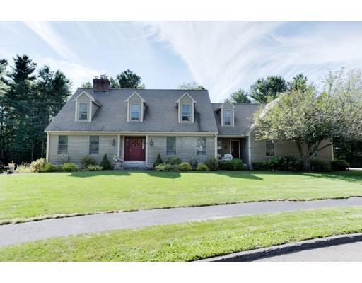 Casa Unifamiliar por un Venta en 28 Gallair Circle Holden, Massachusetts 01520 Estados Unidos