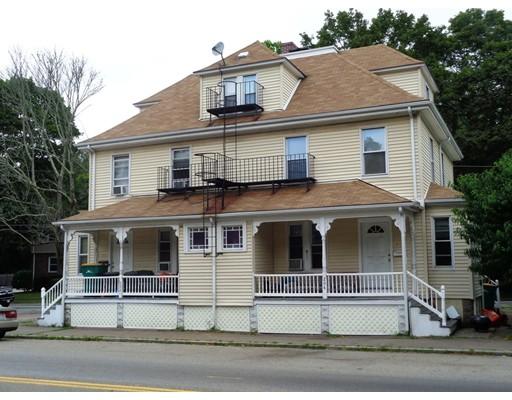 Multi-Family Home for Sale at 292 Elm Street North Attleboro, Massachusetts 02760 United States