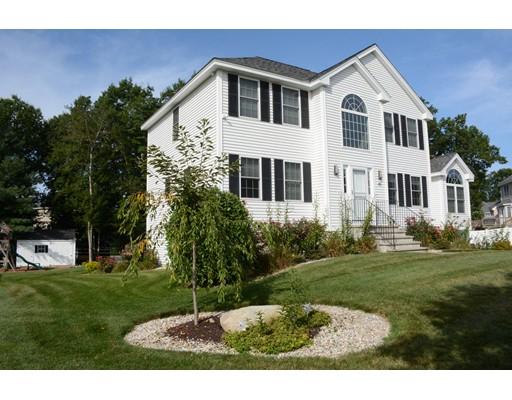 واحد منزل الأسرة للـ Sale في 49 Cart Path Road Dracut, Massachusetts 01826 United States