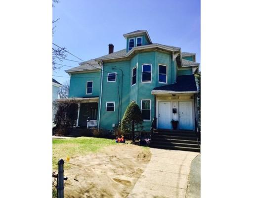 متعددة للعائلات الرئيسية للـ Sale في 81 orange Street 81 orange Street Waltham, Massachusetts 02453 United States