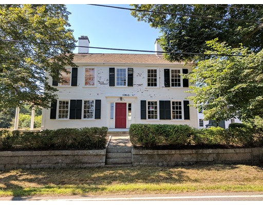 Single Family Home for Sale at 128 Washington Street 128 Washington Street Hanover, Massachusetts 02339 United States