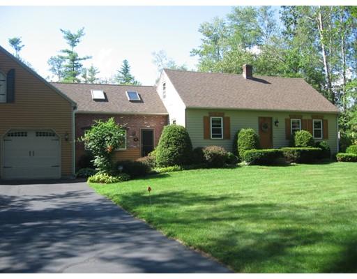 Maison unifamiliale pour l Vente à 41 Stebbins Belchertown, Massachusetts 01007 États-Unis