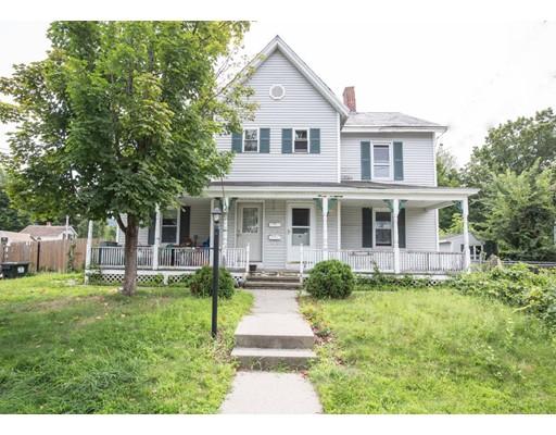 Многосемейный дом для того Продажа на 10 Briggs Street 10 Briggs Street Easthampton, Массачусетс 01027 Соединенные Штаты