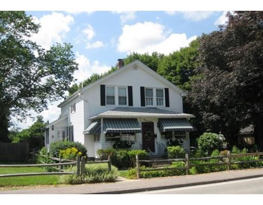 Single Family Home for Sale at 103 Harrington Avenue Shrewsbury, Massachusetts 01545 United States