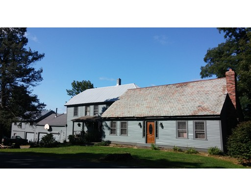 Single Family Home for Sale at 156 Bromley Road Chester, Massachusetts 01050 United States