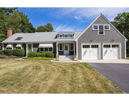 Maison unifamiliale pour l Vente à 1000 Summer Street Duxbury, Massachusetts 02332 États-Unis