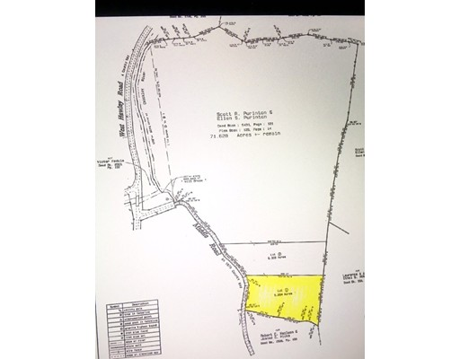 0 Middle Road Lot 1, Hawley, MA, 01339