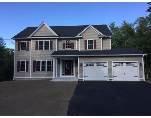 Single Family Home for Sale at 278 Mountain Road Hampden, Massachusetts 01036 United States