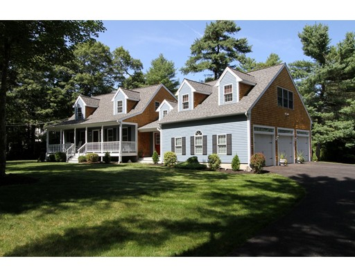 Single Family Home for Sale at 53 County Street Lakeville, Massachusetts 02347 United States