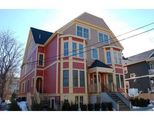 Appartement en copropriété pour l Vente à 18 Whitney Avenue Cambridge, Massachusetts 02139 États-Unis