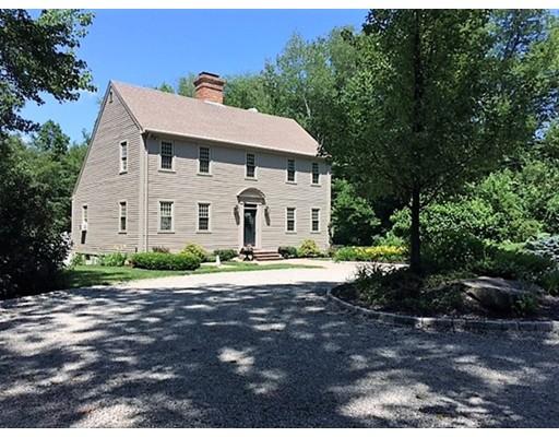 Casa Unifamiliar por un Venta en 24 Calamint Hill Rd. N 24 Calamint Hill Rd. N Princeton, Massachusetts 01541 Estados Unidos