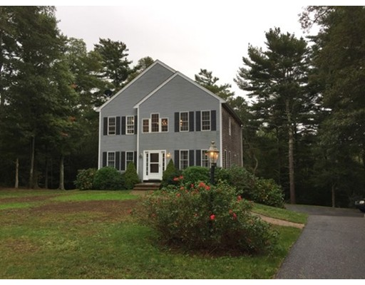 Single Family Home for Sale at 33 ANCHOR DRIVE 33 ANCHOR DRIVE Sandwich, Massachusetts 02344 United States