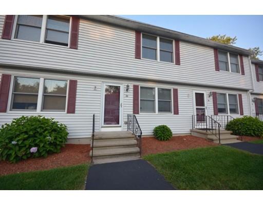 Appartement en copropriété pour l Vente à 91 Donohue Dracut, Massachusetts 01826 États-Unis