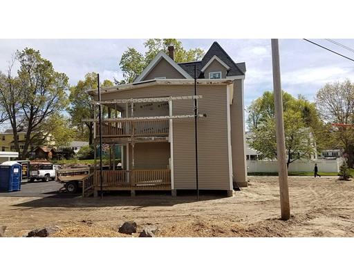 واحد منزل الأسرة للـ Sale في 126 Caswell Street Fitchburg, Massachusetts 01420 United States