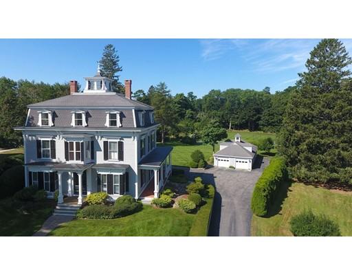 独户住宅 为 销售 在 18 High Road Newbury, 马萨诸塞州 01951 美国