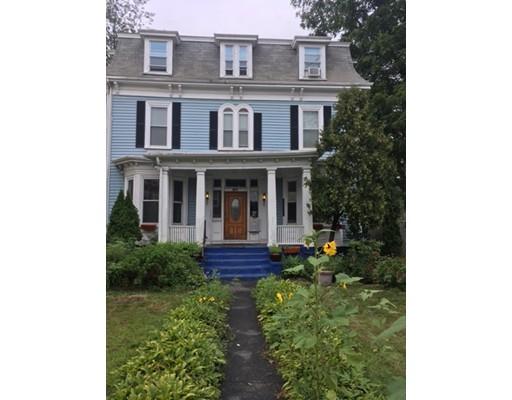 Multi-Family Home for Sale at 57 Walnut Park Boston, Massachusetts 02119 United States