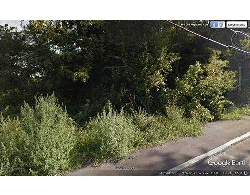 土地 为 销售 在 Highland Avenue Attleboro, 马萨诸塞州 02703 美国