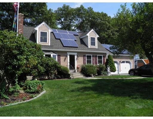 独户住宅 为 销售 在 150 Dexter Attleboro, 马萨诸塞州 02703 美国