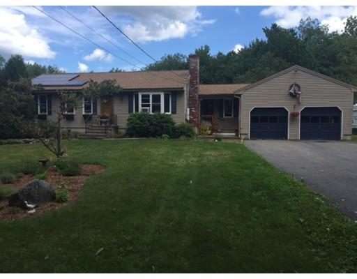 واحد منزل الأسرة للـ Sale في 730 Mount Elam Road Fitchburg, Massachusetts 01420 United States