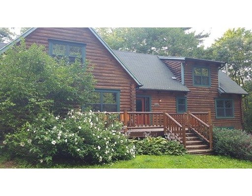 Single Family Home for Sale at 174 Locks Pond Road 174 Locks Pond Road Shutesbury, Massachusetts 01072 United States