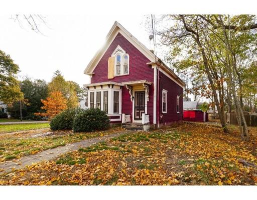 Maison unifamiliale pour l Vente à 60 Park Avenue Abington, Massachusetts 02351 États-Unis
