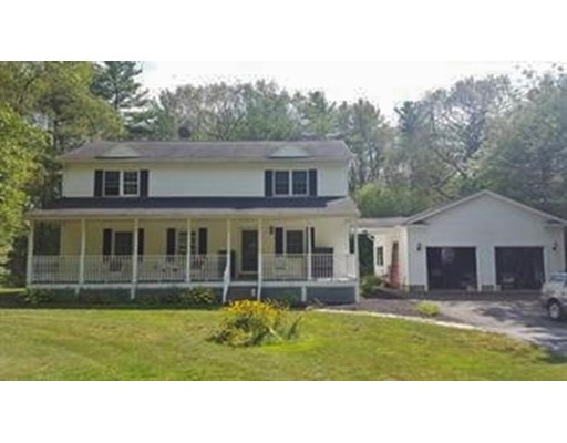Casa Unifamiliar por un Venta en 108 Blue Meadow Road Belchertown, Massachusetts 01007 Estados Unidos