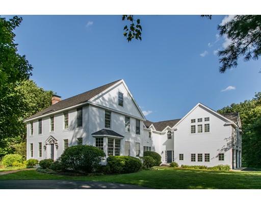 独户住宅 为 销售 在 1200 Monument Street 康科德, 马萨诸塞州 01742 美国