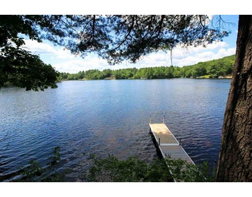 Single Family Home for Sale at 66 Paradise Island Road Rindge, New Hampshire 03461 United States