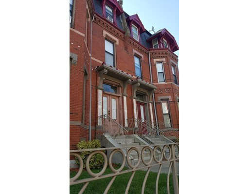 Multi-Family Home for Sale at 33 Moreland Street Boston, Massachusetts 02119 United States