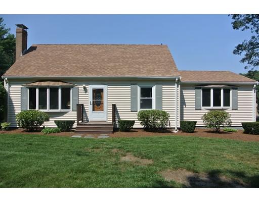 Casa Unifamiliar por un Venta en 232 Mechanic Street Foxboro, Massachusetts 02035 Estados Unidos