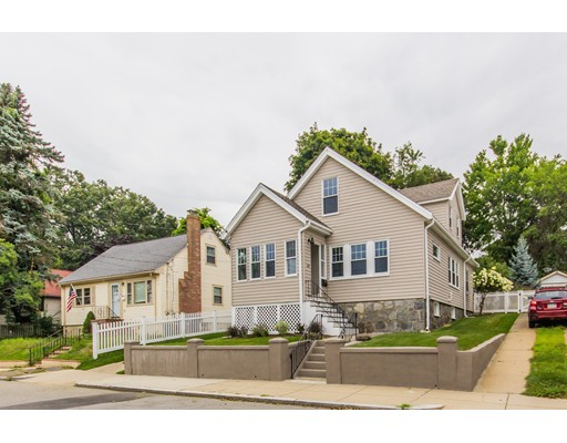 Single Family Home for Sale at 63 Chesbrough Road Boston, Massachusetts 02132 United States