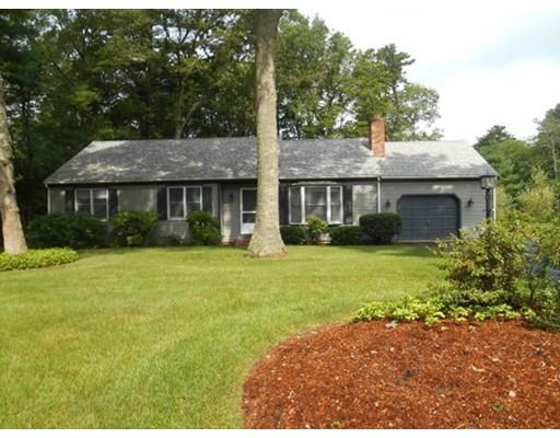 Частный односемейный дом для того Продажа на 32 Merideth Way Barnstable, Массачусетс 02632 Соединенные Штаты