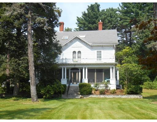 独户住宅 为 出租 在 50 Andover Street Wilmington, 马萨诸塞州 01887 美国