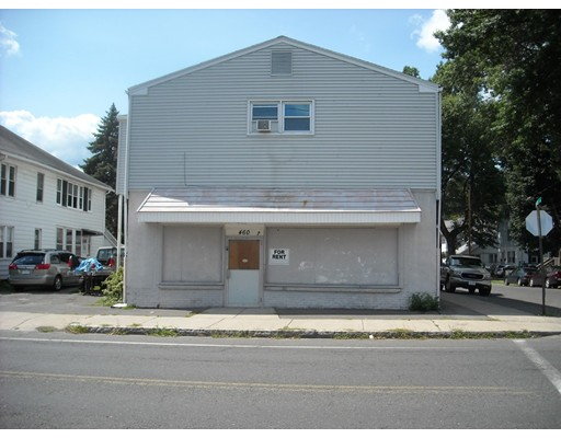Commercial for Rent at 460 Chicopee Street 460 Chicopee Street Chicopee, Massachusetts 01013 United States