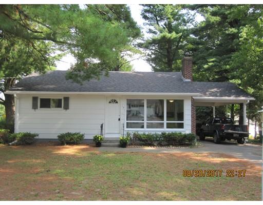 واحد منزل الأسرة للـ Sale في 15 Thurston Place Fitchburg, Massachusetts 01420 United States