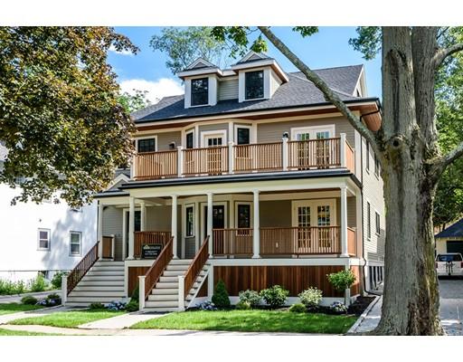 Кондоминиум для того Продажа на 80 COLUMBIA STREET Brookline, Массачусетс 02446 Соединенные Штаты