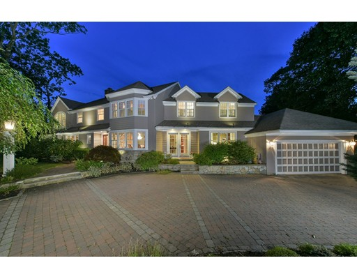 واحد منزل الأسرة للـ Sale في 7 Ledgewood Road Winchester, Massachusetts 01890 United States