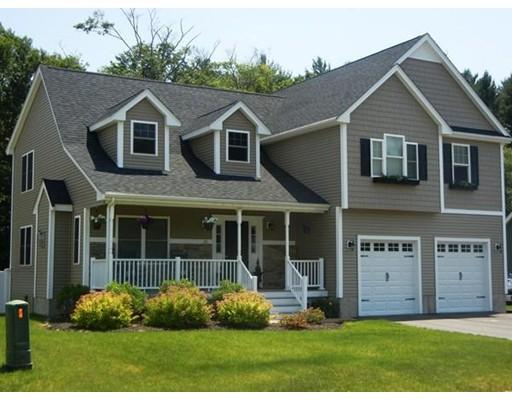 Maison unifamiliale pour l Vente à 25 Hillcrest Cir(130 Tiffany Rd) Norwell, Massachusetts 02061 États-Unis