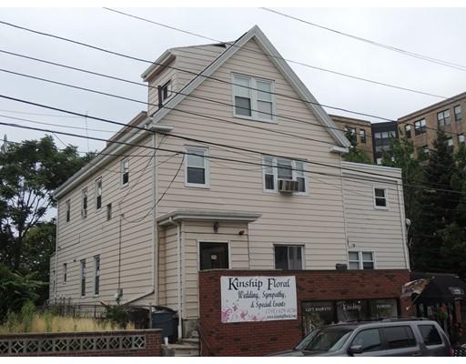 Коммерческий для того Продажа на 245 Revere Street Revere, Массачусетс 02151 Соединенные Штаты